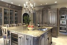 Dream Kitchens / by Beverly Carter