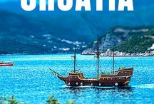 Croatia / Pins about #Croatia