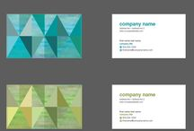 Design Tool Templates: Quirky Business Cards