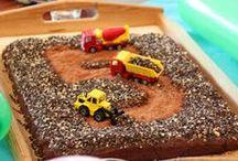 Baggerkuchen