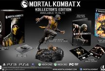 MORTAL KOMBAT X / the game hasnt been relesed yet but it is still being talked about