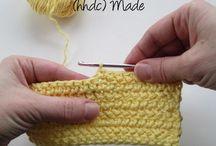 I Love Crochet - Tutos11 / crochet tutoriais / by Irê Silva