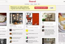 Pinterest on Pinterest / by miriella