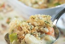 Healthy Casserole Recipes  / by EatingWell Magazine