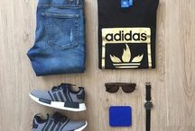 Outfit for sneakers