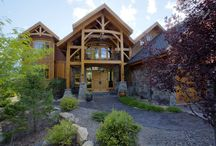 Extraodinary Timber Frame Homes / Come flip through some of the exciting projects we have been a part of...dream, like, pin, share, ask; we would love to hear from you
