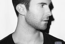My one and only celeb crush!! Mr. Levine ;)