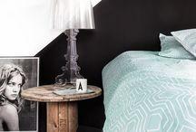 Bedroom / Inspiration for Your Bedroom Decoration From our 600 Blogs! // Inspiraatiota makuuhuoneen sisustukseen 600 blogin joukosta!
