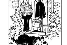 SAX / Vignette del cartoonist Sax