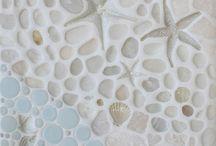 mosaics / ideas for tile mosaic