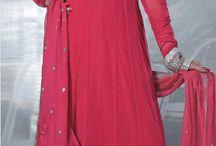 Indian dress collection.Sarees, lehengas, and churidars and kurtas. / by Nibeditta Pattnaik