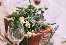 Green Weddings / Wedding inspiration
