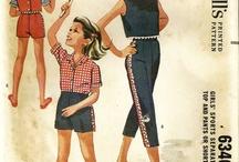 Vintage Patterns / by Becca