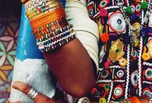 The way it's worn... / Love tribal and boho jewellery? Here's who did it first and who's doing it best.