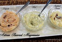 Condiments / by Lanai Mayer Misplay