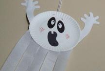Halloween Crafts (kids)