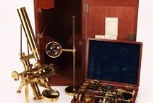 Powell & Leland No.3 Microscope / An exceptionally fine Powell & lealnd No.3 Microscope outfit. Considered by many to have been one of the finest microscopes of the Victorian era.