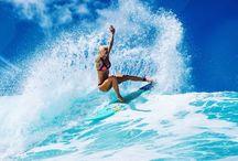 SURFING GALS
