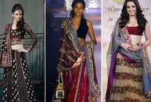 Lehengas, Suits, and Sarees / by Bathsheva Paul