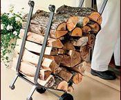 wood carts