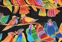 Птицы и др