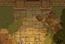 Pixel TOP down