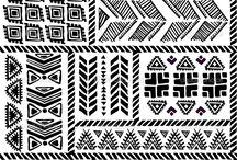 diseños africanos