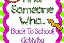 School - Back to it!