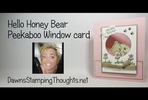 CARDS ETC  - tutorials / Tutorials - some video ones, some text & pix- on how to make some fabulous, unusual and interesting pieces of art