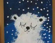Zima - obrázky