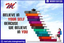 MERI Believe In Your Self
