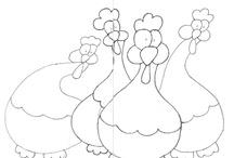 Skøre høns