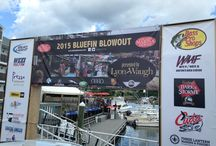 Bluefin Blowout 2015 / The 4th annual Bluefin Blowout Tournament at Cape Ann Marina in Gloucester, MA. Presented by the Lyon-Waugh Auto Group.