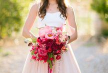 esküvőre virágok