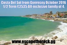 Holidays from Guernsey