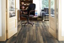 Flooring  / by Mandy Nelson
