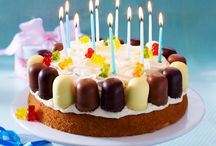KIDS: Birthday Cakes / by Heike Förster