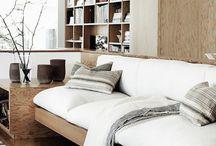 Indbyggede møbler