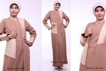 Gamis Muslimah Simple dan Elegan / Gamis Muslimah Simple dan Elegan