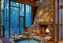 Indoor Hot Tubs / by Jill West