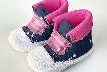 Bebek - Çocuk / Bebek ürünleri, bebek şapkaları, bebek ayakkabıları