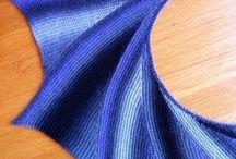 шали, шарфы, палантины