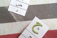 Arabic...craft etc