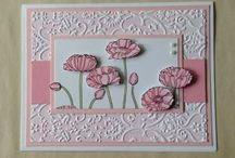 Cards - SU Pleasant Poppies