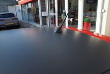 realisation wrapping covering 3M 1080 / Les réalisations de CONFORT GLASS à Lyon (Caluire et Cuire)