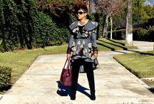 ANKARA Fashion / My Daily Threadz Ankara Jacket