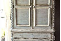 Furniture / by Kimberly Schrader