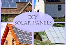 solar panels / by Teresa Self