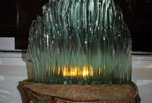 Glass skulptur