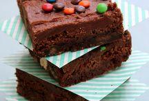 Food / Millionaire brownies
